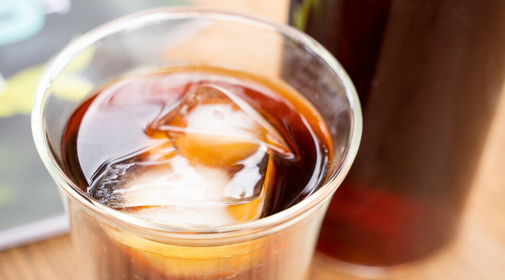 Recette Cold brew