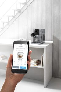 Application De'longhi Coffee Link