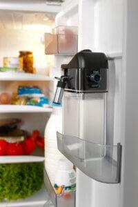 LatteCremaSystem au frigo