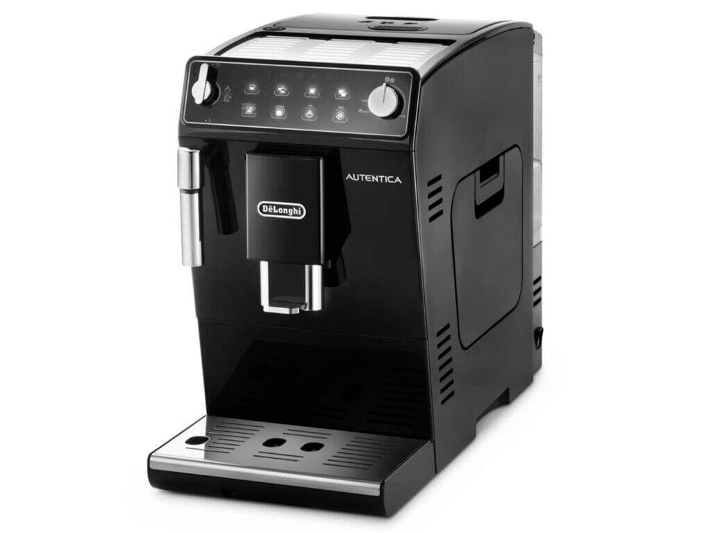 Delonghi ecam autentica blog des caf s pfaff - Machine a cafe automatique avec broyeur integre ...
