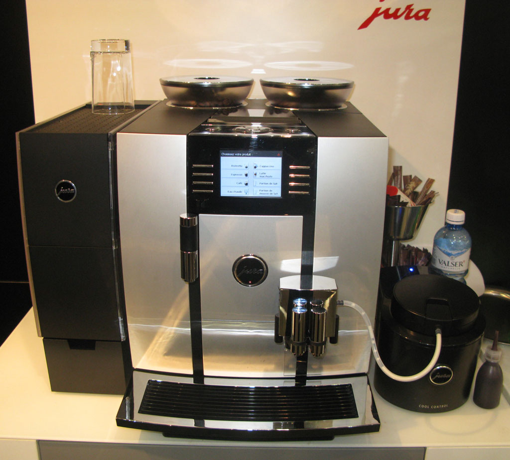 machines caf jura jura giga 5 coffee machine jura. Black Bedroom Furniture Sets. Home Design Ideas