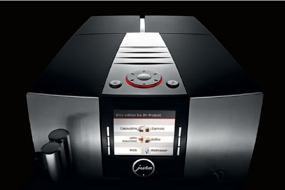 soft touch machine