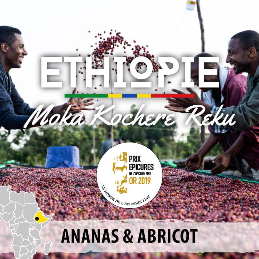 Ethiopie Kochere Reku
